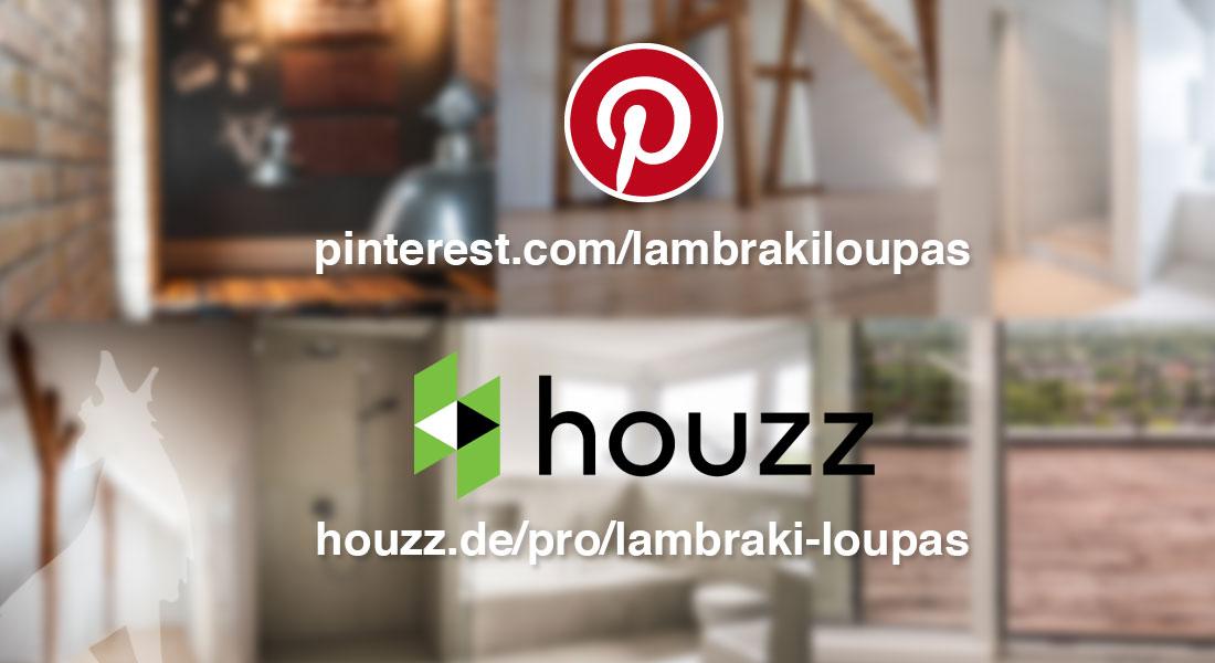 Lambraki Loupas in den sozialen Netzwerken