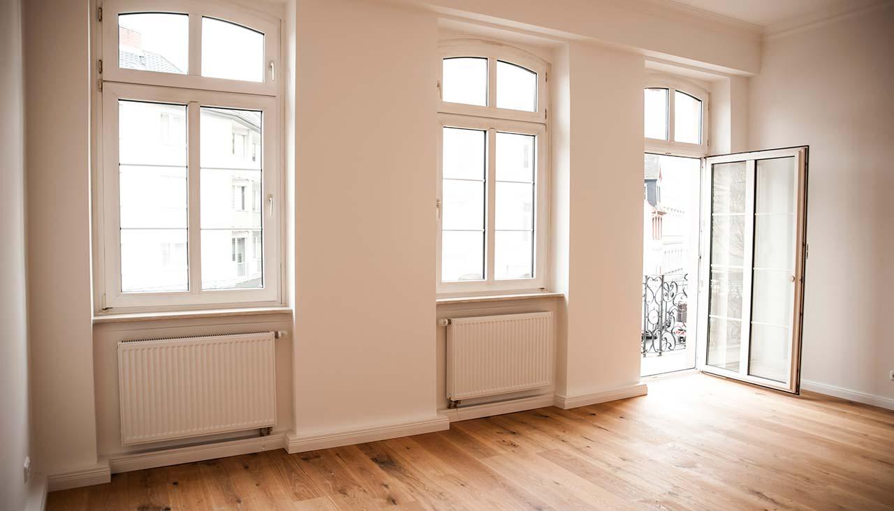 Innenraum Sanierung in Mainz